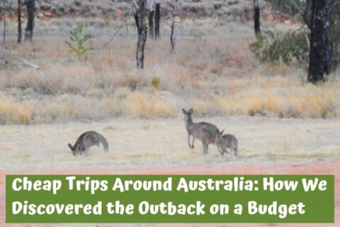 Cheap trips around Australia how we discovered the outback on a budget