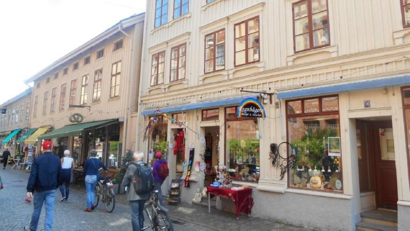 Haga District Gothenburg