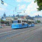 Tram in Gothenburg