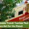 Sustainable travel tourism that watches out for the planet