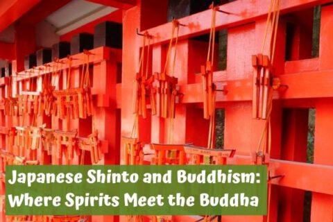 Japanese shinto and buddhism