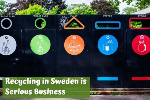 Recycling in Sweden